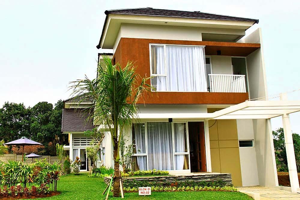 Model Rumah Minimalis Idaman Tipe 90 Dengan 2 Lantai