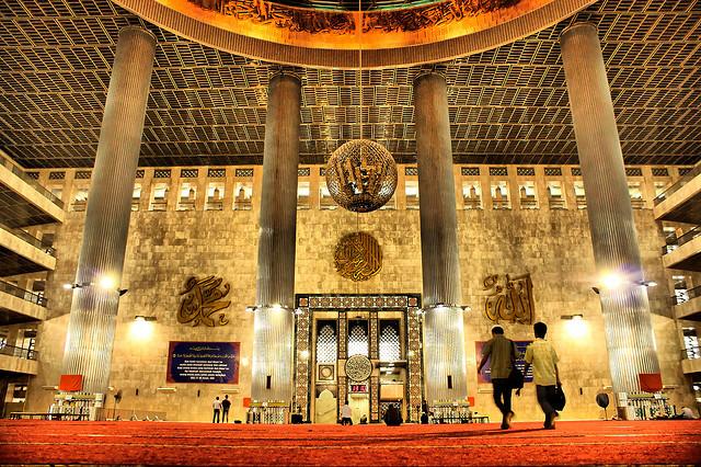 lokasi-masjid-istiqlal-jakarta